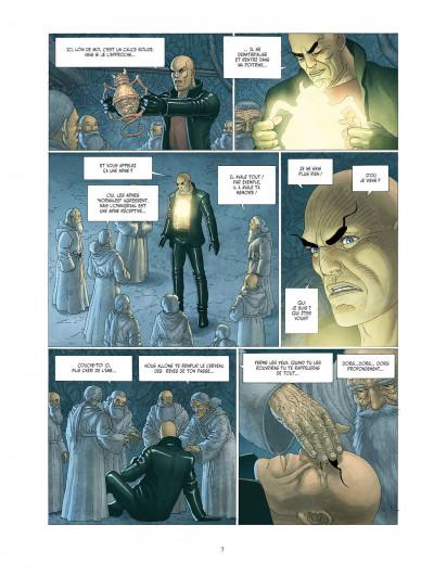 Page 7 les armes du méta-baron