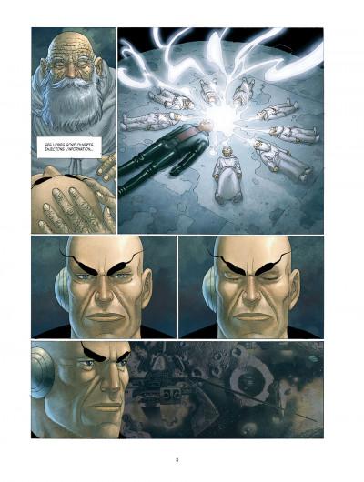 Page 8 les armes du méta-baron