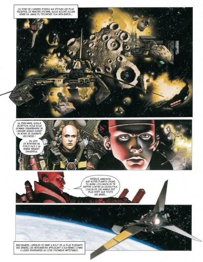 Page 9 les armes du méta-baron