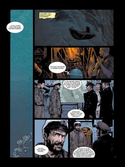 Page 8 sanctuaire tome 1 - uss nebraska