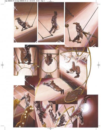 Page 3 le réseau bombyce tome 2 - monsieur lune