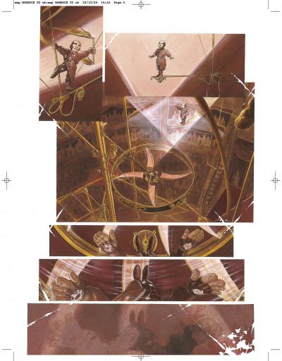 Page 4 le réseau bombyce tome 2 - monsieur lune