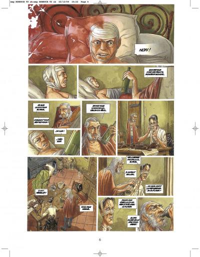 Page 5 le réseau bombyce tome 2 - monsieur lune