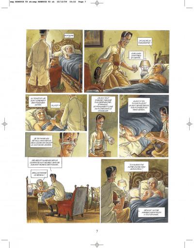 Page 6 le réseau bombyce tome 2 - monsieur lune
