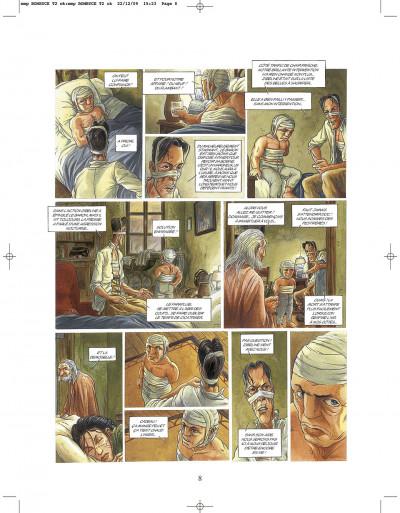 Page 7 le réseau bombyce tome 2 - monsieur lune