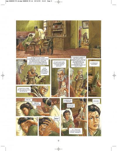 Page 8 le réseau bombyce tome 2 - monsieur lune