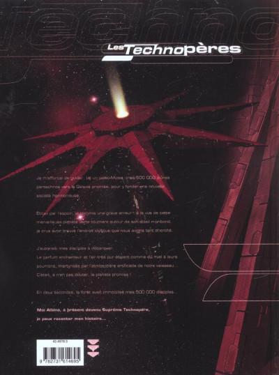Dos les technopères tome 4 - halkatrazz l'étoile des bourreaux