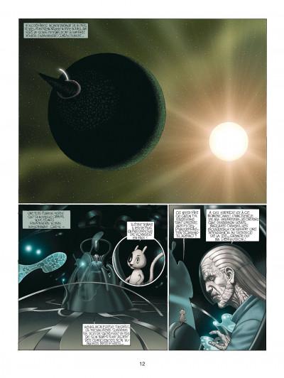 Page 1 les technopères tome 4 - halkatrazz l'étoile des bourreaux