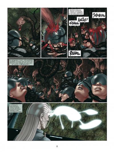Page 7 les technopères tome 4 - halkatrazz l'étoile des bourreaux