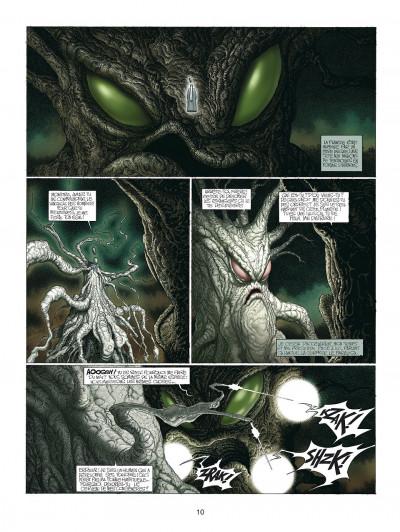 Page 9 les technopères tome 4 - halkatrazz l'étoile des bourreaux