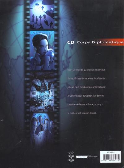 Dos cd corps diplomatique