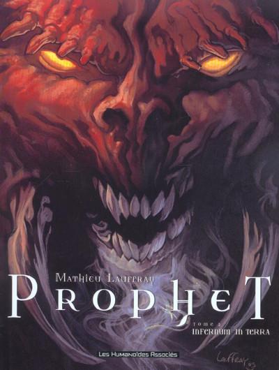 Couverture prophet tome 2 - infernum in terra