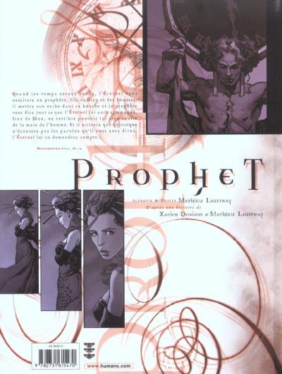 Dos prophet tome 2 - infernum in terra