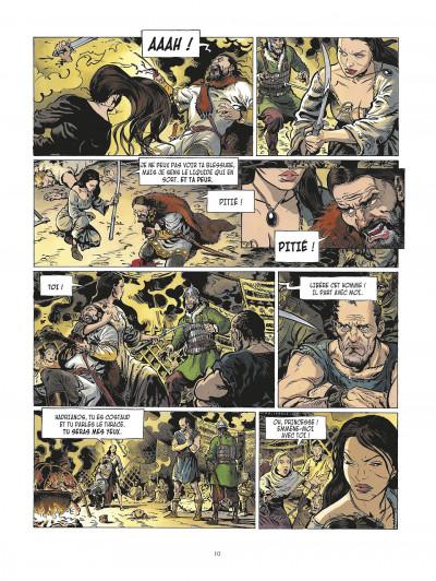 Page 0 la meute de l'enfer tome 1 - les compagnons de l'aigle