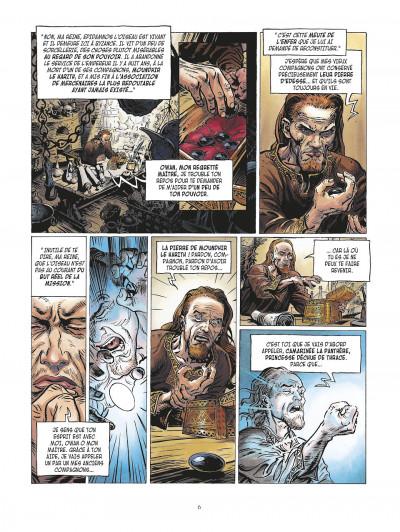 Page 6 la meute de l'enfer tome 1 - les compagnons de l'aigle