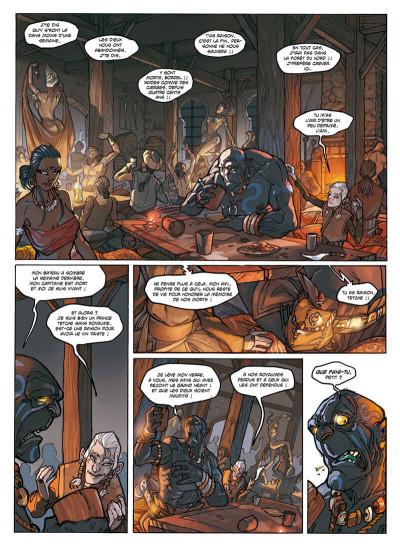 Page 2 sans dieu tome 1 - la prophétie de la phalange