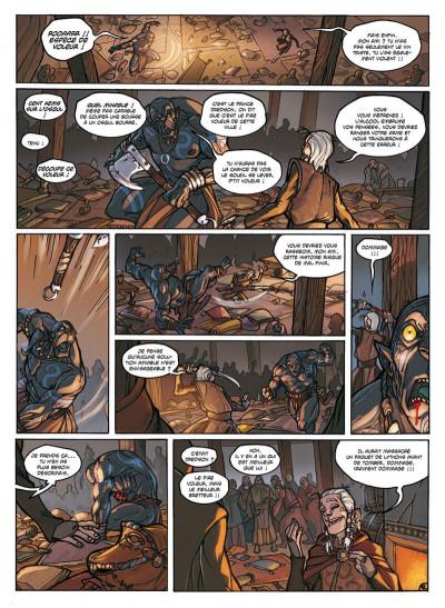 Page 3 sans dieu tome 1 - la prophétie de la phalange