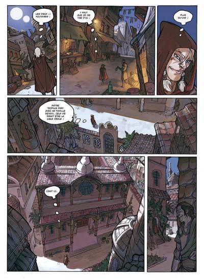 Page 4 sans dieu tome 1 - la prophétie de la phalange