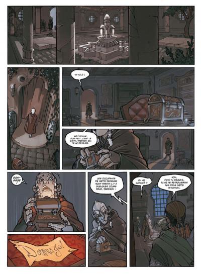 Page 5 sans dieu tome 1 - la prophétie de la phalange