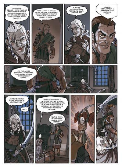 Page 6 sans dieu tome 1 - la prophétie de la phalange