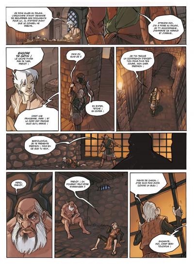 Page 8 sans dieu tome 1 - la prophétie de la phalange