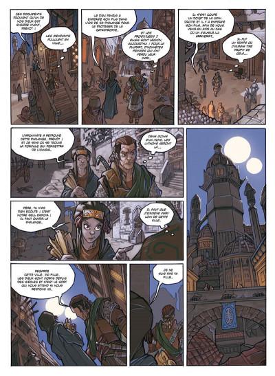 Page 9 sans dieu tome 1 - la prophétie de la phalange