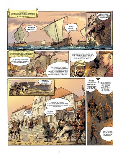 Page 3 Millénaire tome 2
