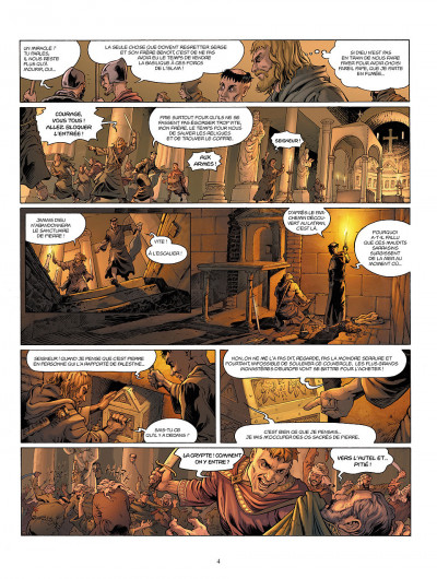 Page 4 Millénaire tome 2