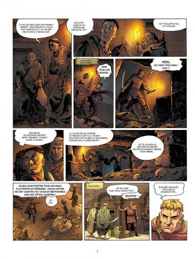 Page 5 Millénaire tome 2