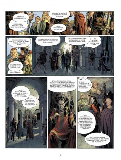 Page 8 Millénaire tome 2