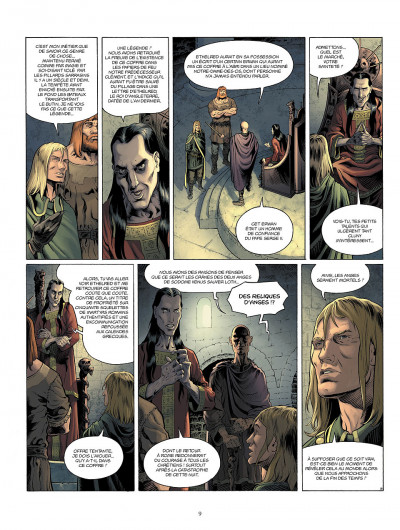 Page 9 Millénaire tome 2
