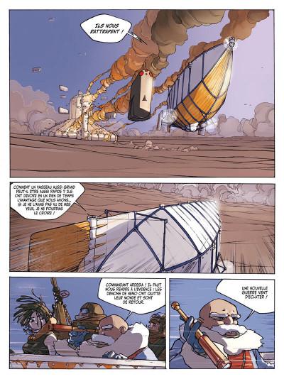 Page 2 l'anneau des 7 mondes tome 2 - alliance