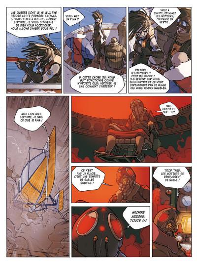 Page 3 l'anneau des 7 mondes tome 2 - alliance