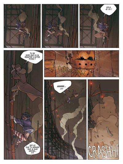 Page 6 l'anneau des 7 mondes tome 2 - alliance