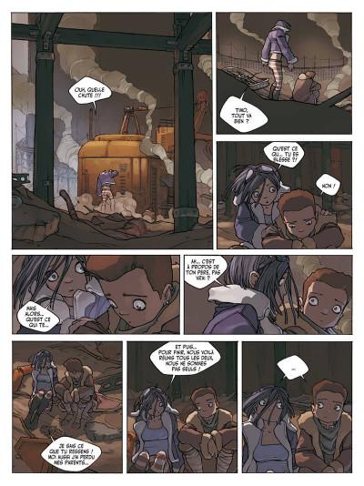 Page 7 l'anneau des 7 mondes tome 2 - alliance
