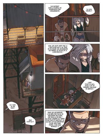 Page 8 l'anneau des 7 mondes tome 2 - alliance