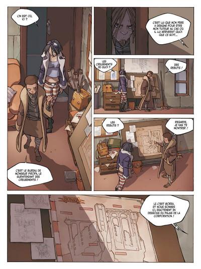 Page 9 l'anneau des 7 mondes tome 2 - alliance