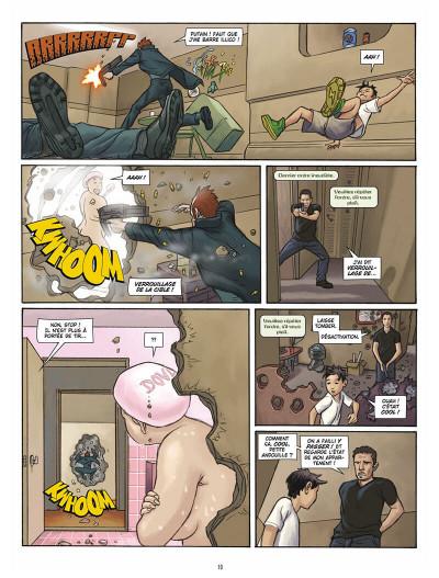 Page 9 L'infini tome 1 - la citadelle du vide