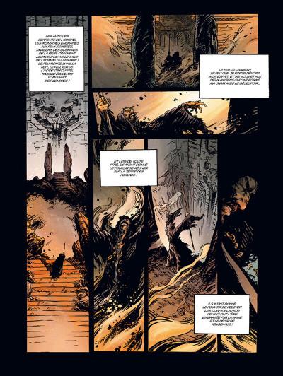 Page 7 totendom tome 1 - acte 1