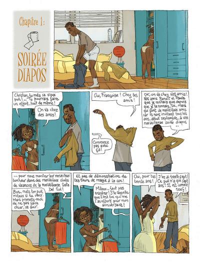 Page 2 les passe-murailles tome 1 - le dedans des choses