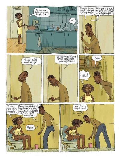 Page 3 les passe-murailles tome 1 - le dedans des choses