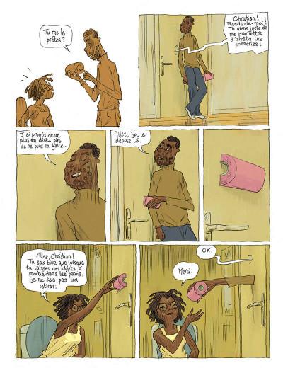 Page 4 les passe-murailles tome 1 - le dedans des choses