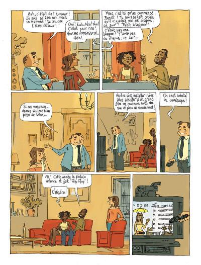 Page 7 les passe-murailles tome 1 - le dedans des choses