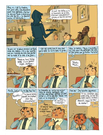 Page 8 les passe-murailles tome 1 - le dedans des choses