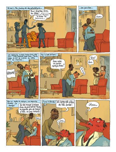 Page 9 les passe-murailles tome 1 - le dedans des choses