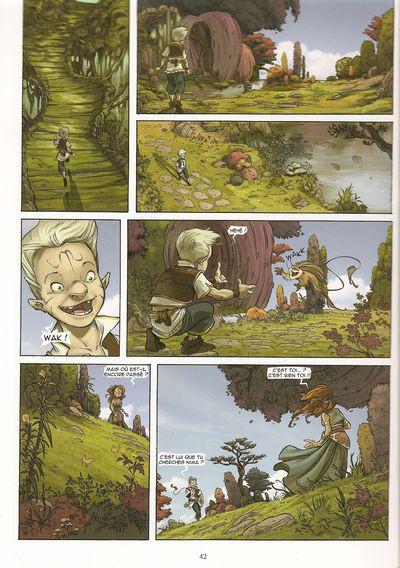 Page 1 l'enfant de l'orage tome 2 - la croisée des vents
