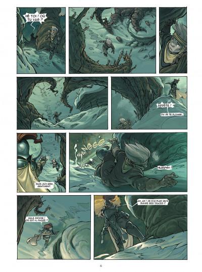 Page 4 l'enfant de l'orage tome 2 - la croisée des vents