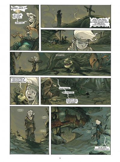 Page 7 l'enfant de l'orage tome 2 - la croisée des vents