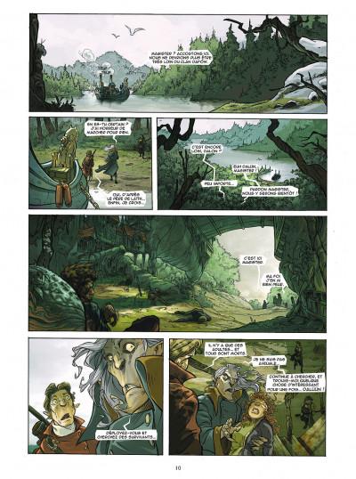 Page 8 l'enfant de l'orage tome 2 - la croisée des vents