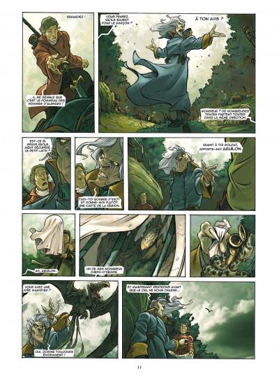 Page 9 l'enfant de l'orage tome 2 - la croisée des vents